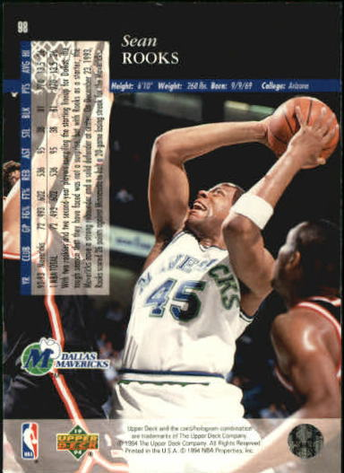 1993-94-Upper-Deck-SE-Basketball-Cards-Pick-From-List thumbnail 197