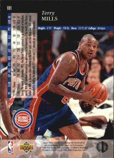 1993-94-Upper-Deck-SE-Basketball-Cards-Pick-From-List thumbnail 203