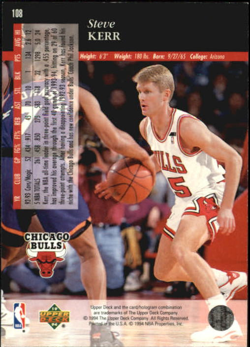 1993-94-Upper-Deck-SE-Basketball-Cards-Pick-From-List thumbnail 217