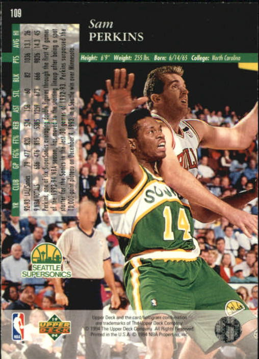 1993-94-Upper-Deck-SE-Basketball-Cards-Pick-From-List thumbnail 219