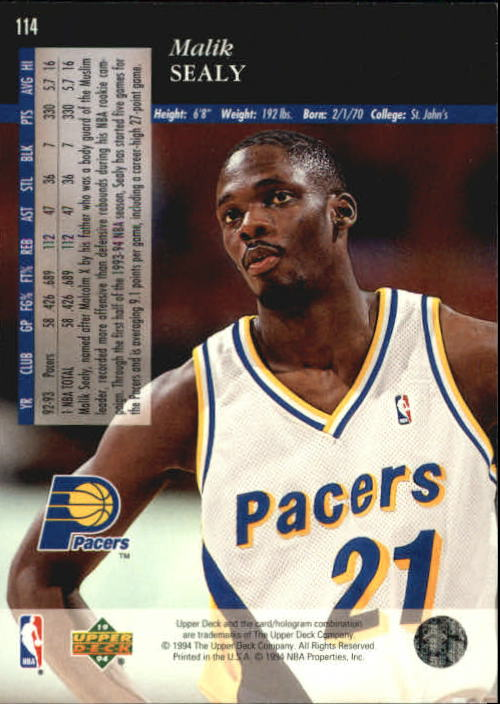 1993-94-Upper-Deck-SE-Basketball-Cards-Pick-From-List thumbnail 229