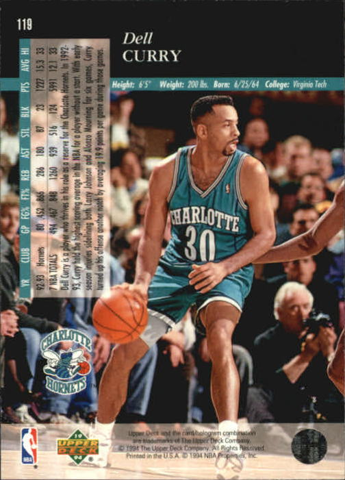 1993-94-Upper-Deck-SE-Basketball-Cards-Pick-From-List thumbnail 239
