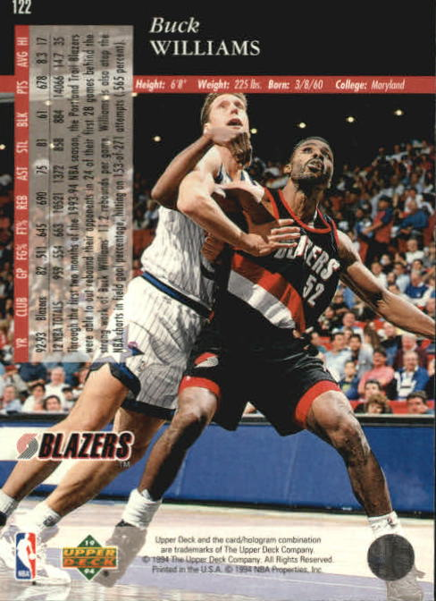 1993-94-Upper-Deck-SE-Basketball-Cards-Pick-From-List thumbnail 245