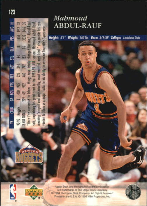 1993-94-Upper-Deck-SE-Basketball-Cards-Pick-From-List thumbnail 247