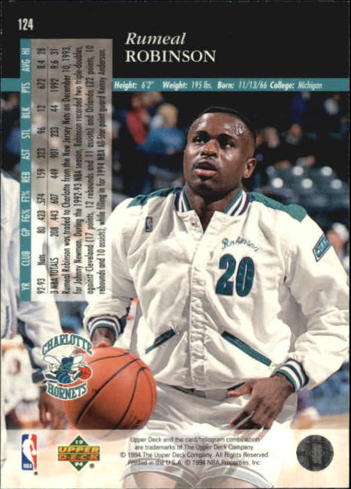 1993-94-Upper-Deck-SE-Basketball-Cards-Pick-From-List thumbnail 249
