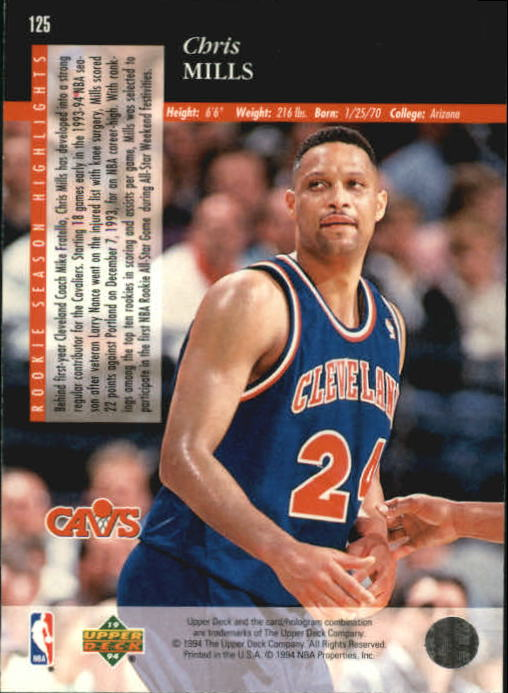 1993-94-Upper-Deck-SE-Basketball-Cards-Pick-From-List thumbnail 251