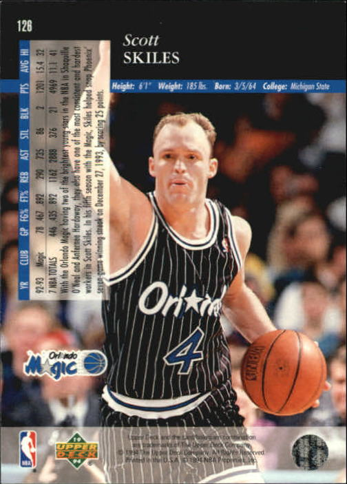 1993-94-Upper-Deck-SE-Basketball-Cards-Pick-From-List thumbnail 253
