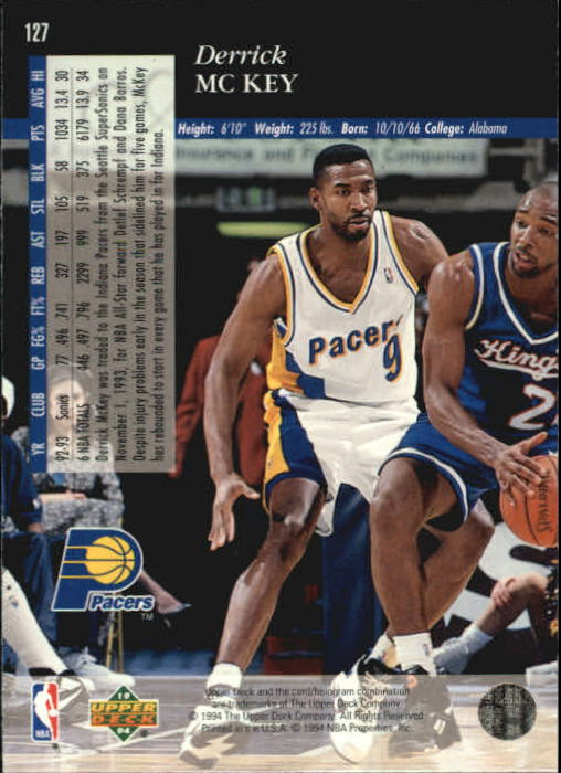 1993-94-Upper-Deck-SE-Basketball-Cards-Pick-From-List thumbnail 255
