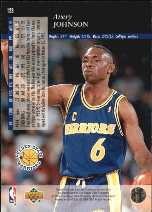 1993-94-Upper-Deck-SE-Basketball-Cards-Pick-From-List thumbnail 257