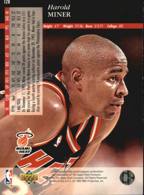 1993-94-Upper-Deck-SE-Basketball-Cards-Pick-From-List thumbnail 259