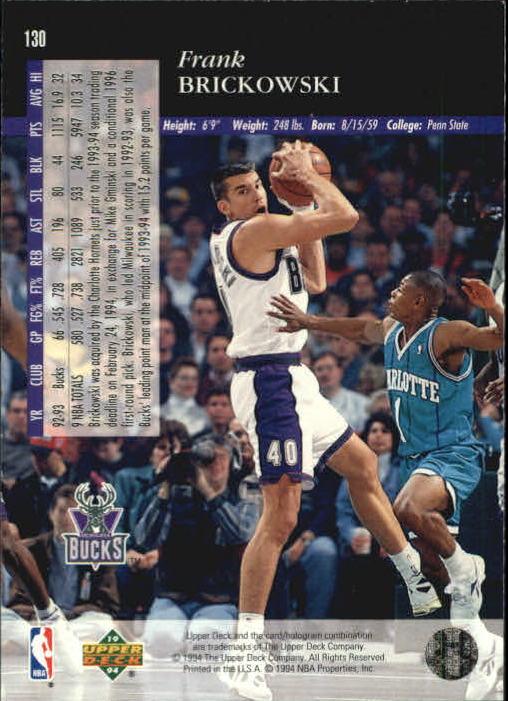 1993-94-Upper-Deck-SE-Basketball-Cards-Pick-From-List thumbnail 261