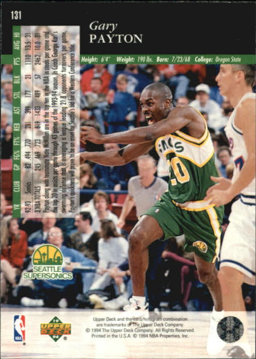1993-94-Upper-Deck-SE-Basketball-Cards-Pick-From-List thumbnail 263