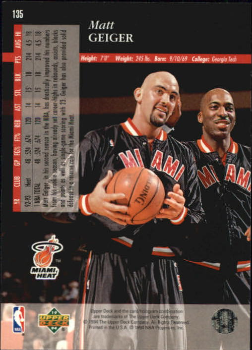 1993-94-Upper-Deck-SE-Basketball-Cards-Pick-From-List thumbnail 271
