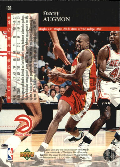 1993-94-Upper-Deck-SE-Basketball-Cards-Pick-From-List thumbnail 273