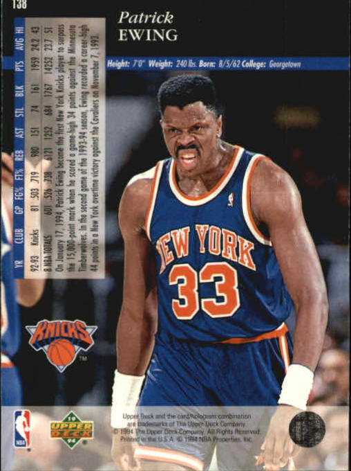 1993-94-Upper-Deck-SE-Basketball-Cards-Pick-From-List thumbnail 277