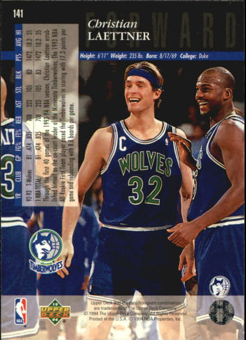 1993-94-Upper-Deck-SE-Basketball-Cards-Pick-From-List thumbnail 283