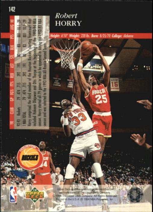 1993-94-Upper-Deck-SE-Basketball-Cards-Pick-From-List thumbnail 285