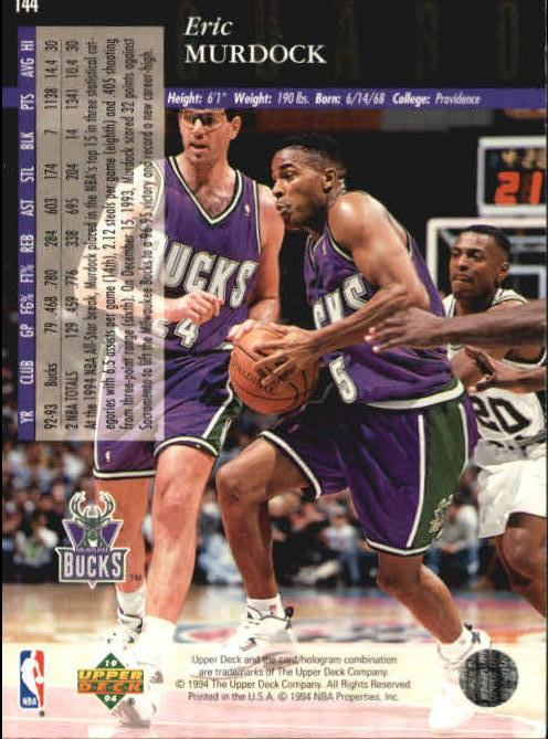 1993-94-Upper-Deck-SE-Basketball-Cards-Pick-From-List thumbnail 289