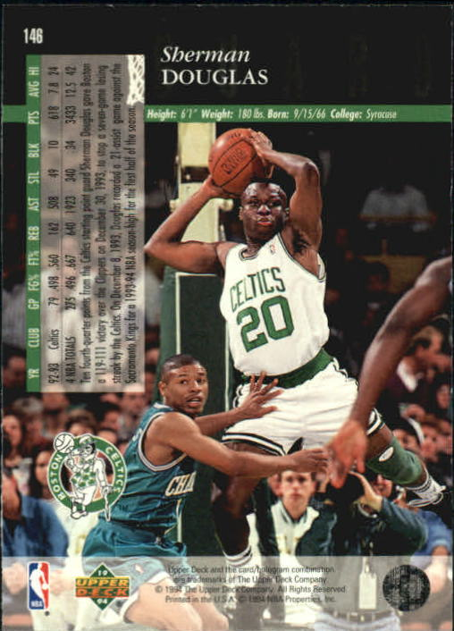 1993-94-Upper-Deck-SE-Basketball-Cards-Pick-From-List thumbnail 293