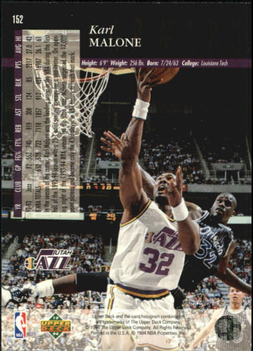 1993-94-Upper-Deck-SE-Basketball-Cards-Pick-From-List thumbnail 305