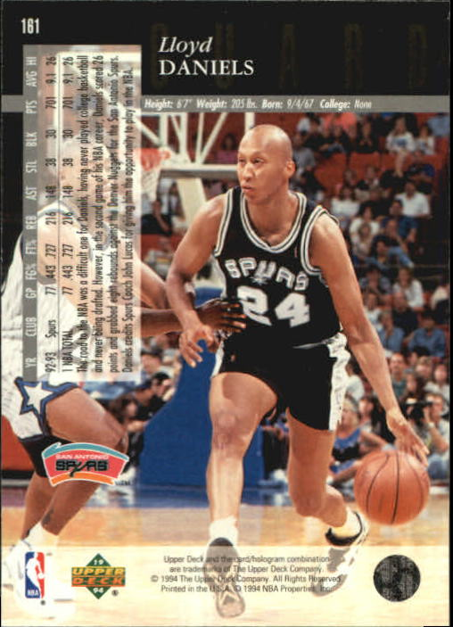 1993-94-Upper-Deck-SE-Basketball-Cards-Pick-From-List thumbnail 323