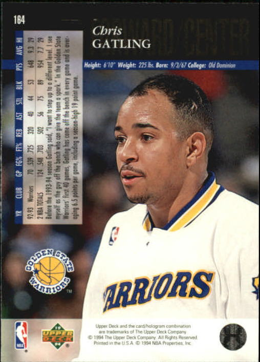 1993-94-Upper-Deck-SE-Basketball-Cards-Pick-From-List thumbnail 329