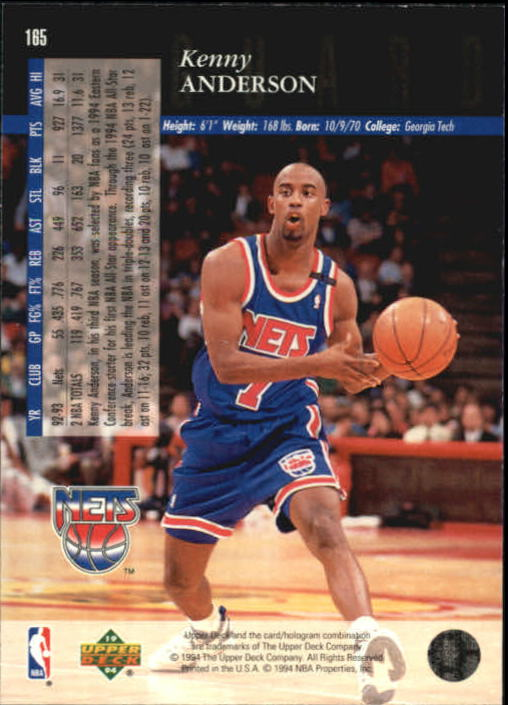 1993-94-Upper-Deck-SE-Basketball-Cards-Pick-From-List thumbnail 331