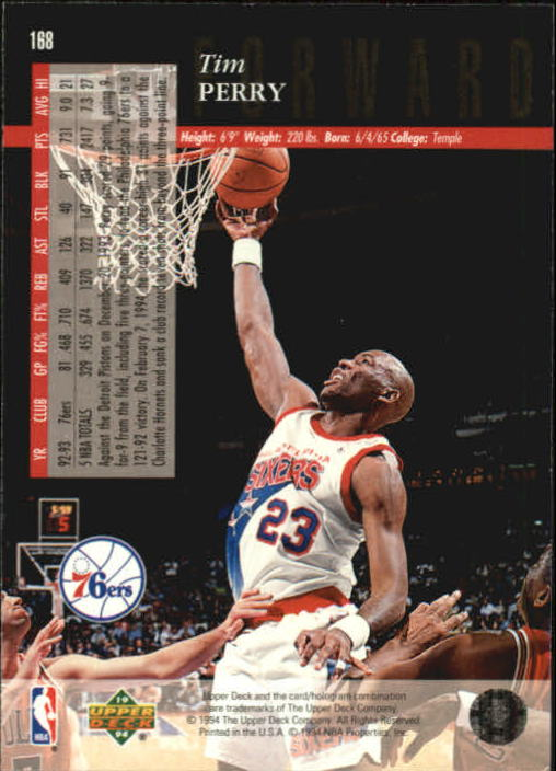 1993-94-Upper-Deck-SE-Basketball-Cards-Pick-From-List thumbnail 337