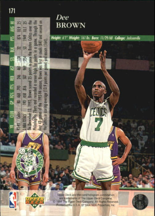 1993-94-Upper-Deck-SE-Basketball-Cards-Pick-From-List thumbnail 343