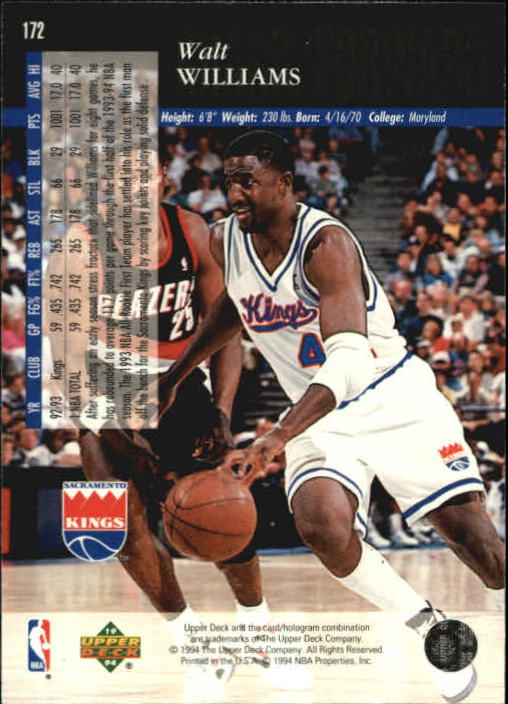 1993-94-Upper-Deck-SE-Basketball-Cards-Pick-From-List thumbnail 345
