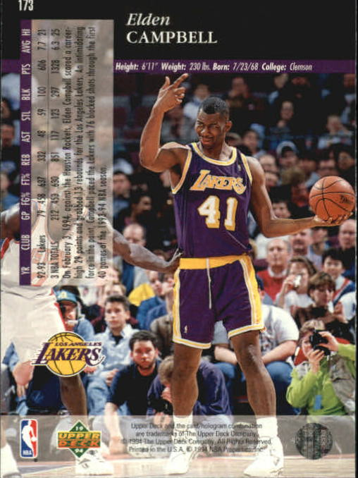 1993-94-Upper-Deck-SE-Basketball-Cards-Pick-From-List thumbnail 347