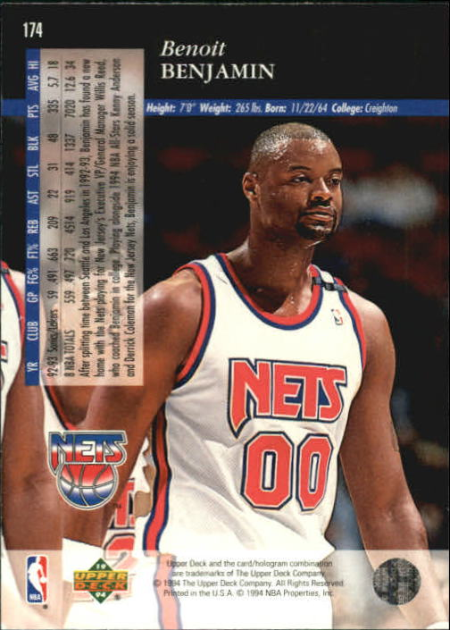 1993-94-Upper-Deck-SE-Basketball-Cards-Pick-From-List thumbnail 349