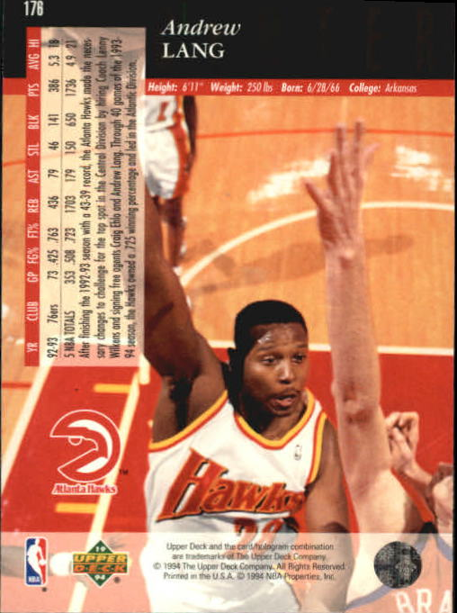 1993-94-Upper-Deck-SE-Basketball-Cards-Pick-From-List thumbnail 353
