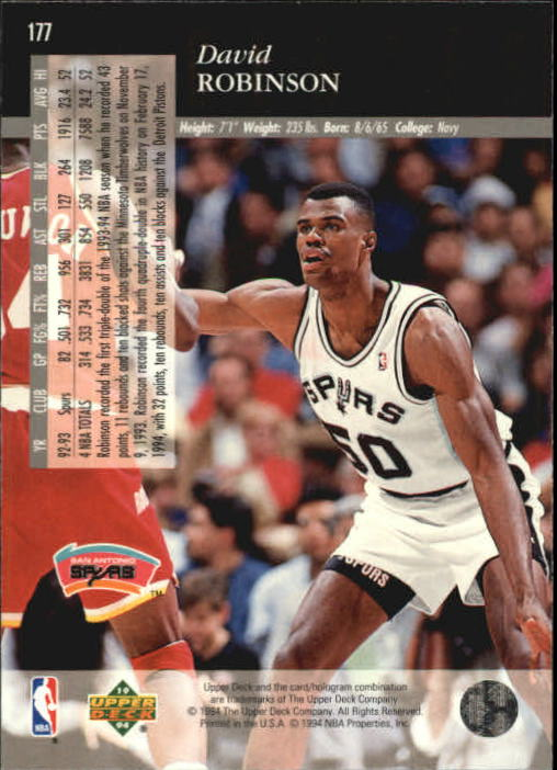 1993-94-Upper-Deck-SE-Basketball-Cards-Pick-From-List thumbnail 355