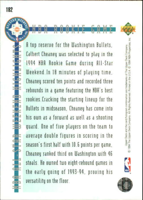 1993-94-Upper-Deck-SE-Basketball-Cards-Pick-From-List thumbnail 364