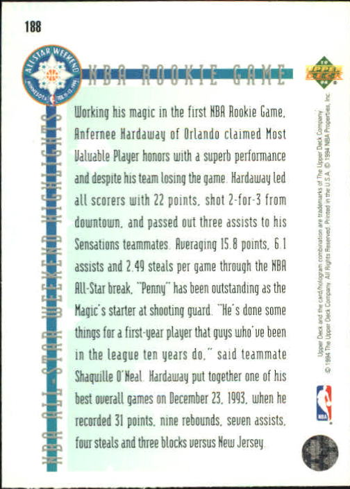 1993-94-Upper-Deck-SE-Basketball-Cards-Pick-From-List thumbnail 376