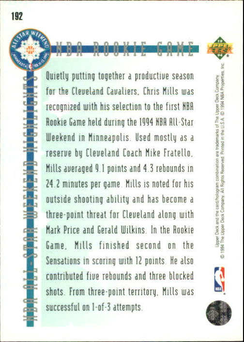 1993-94-Upper-Deck-SE-Basketball-Cards-Pick-From-List thumbnail 384