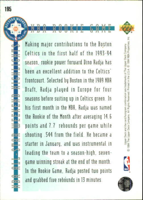 1993-94-Upper-Deck-SE-Basketball-Cards-Pick-From-List thumbnail 390