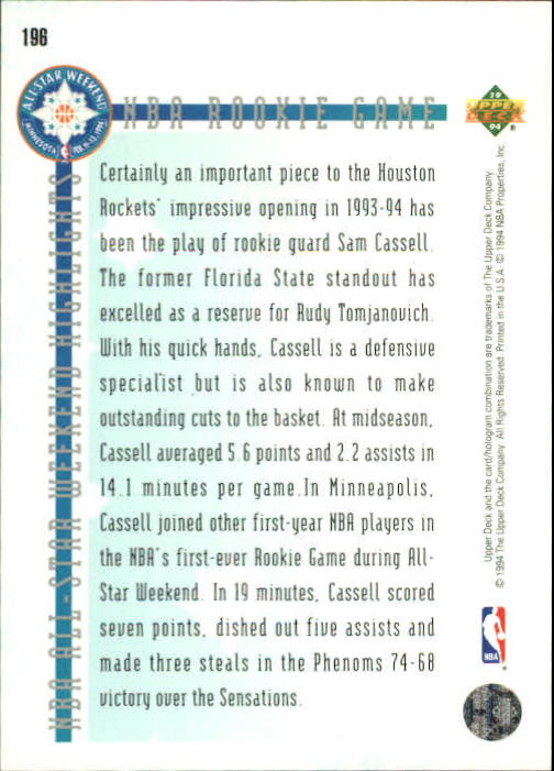 1993-94-Upper-Deck-SE-Basketball-Cards-Pick-From-List thumbnail 392