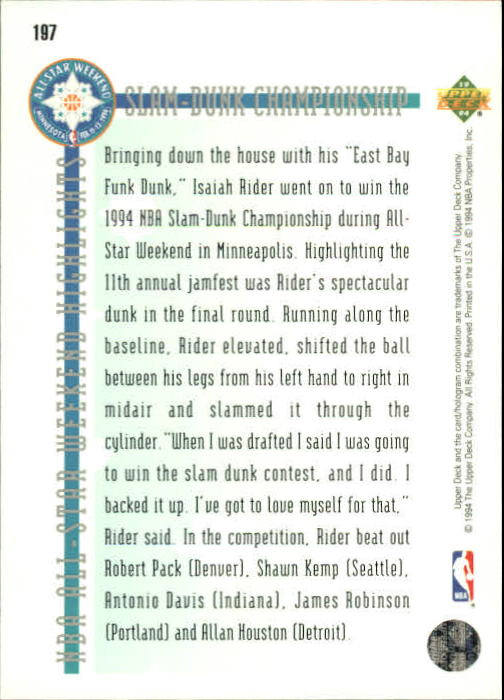 1993-94-Upper-Deck-SE-Basketball-Cards-Pick-From-List thumbnail 394