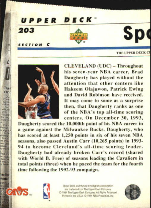 1993-94-Upper-Deck-SE-Basketball-Cards-Pick-From-List thumbnail 406