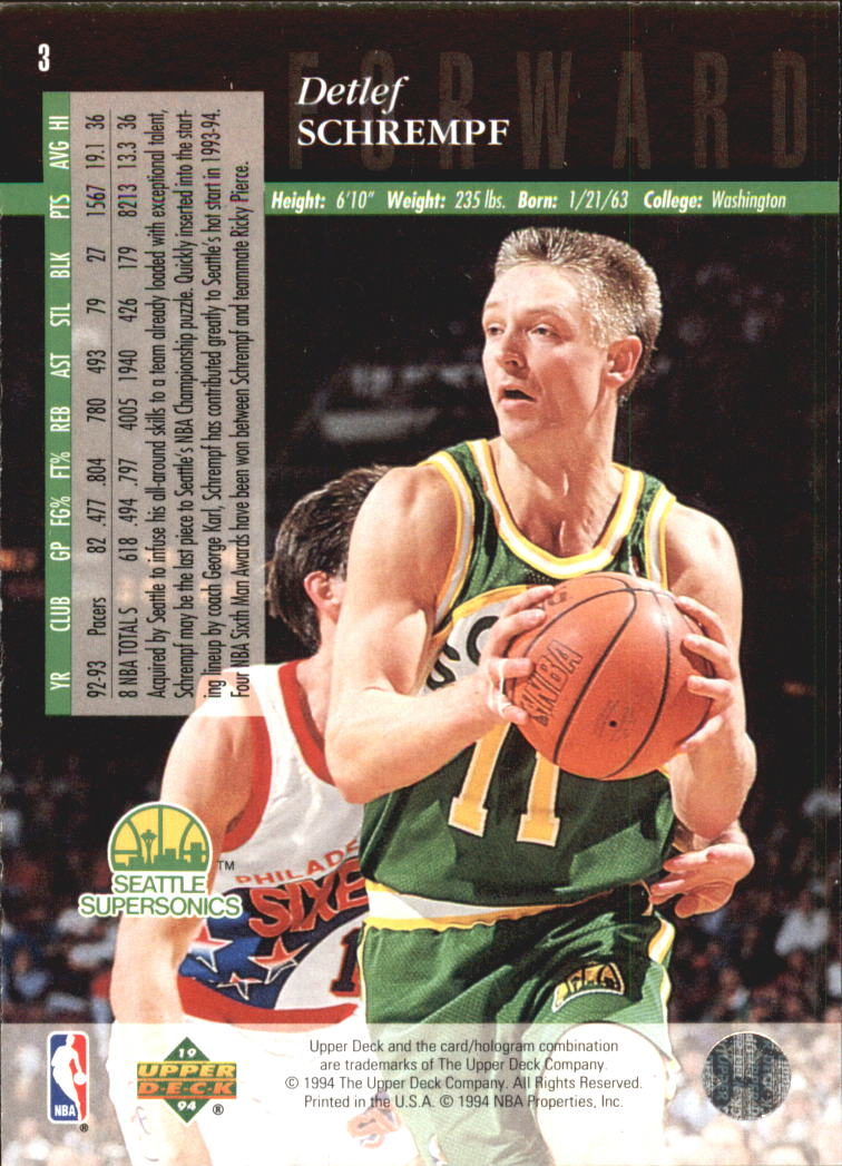 1993-94-Upper-Deck-SE-Electric-Court-Basketball-Cards-Pick-From-List thumbnail 7