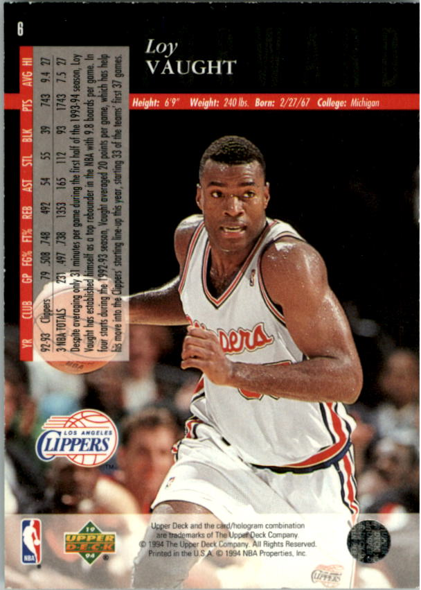 1993-94-Upper-Deck-SE-Electric-Court-Basketball-Cards-Pick-From-List thumbnail 11