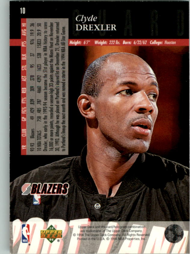 1993-94-Upper-Deck-SE-Electric-Court-Basketball-Cards-Pick-From-List thumbnail 15