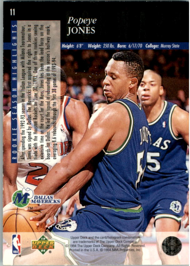 1993-94-Upper-Deck-SE-Electric-Court-Basketball-Cards-Pick-From-List thumbnail 17