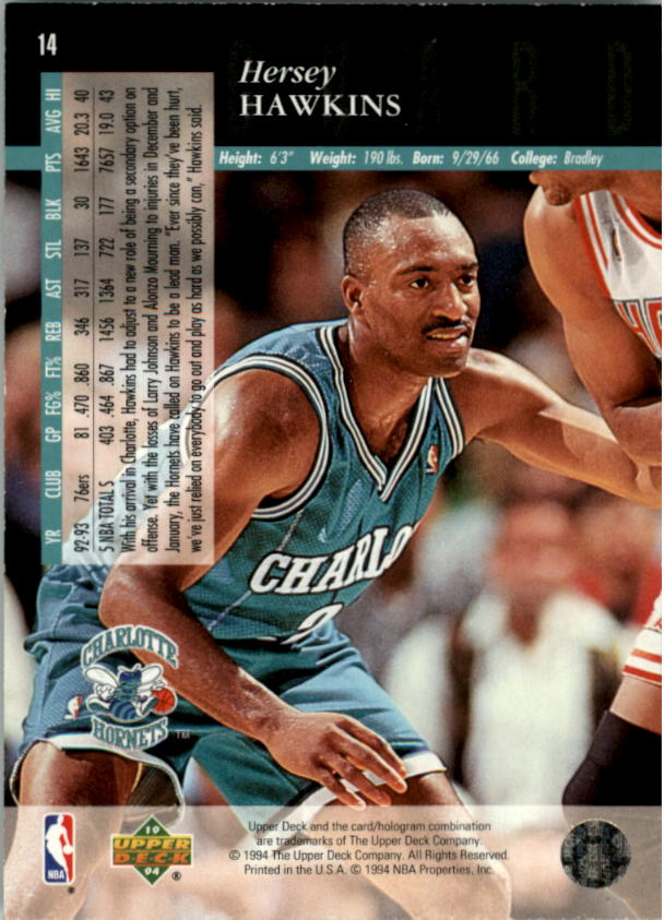 1993-94-Upper-Deck-SE-Electric-Court-Basketball-Cards-Pick-From-List thumbnail 21