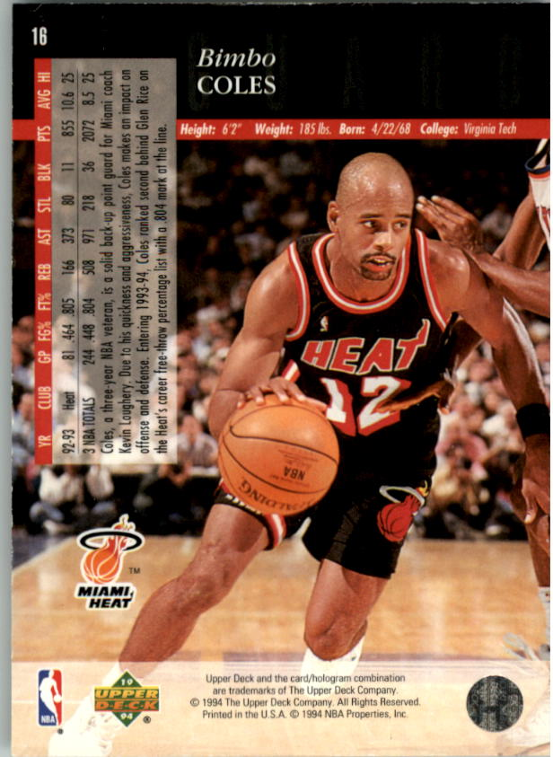 1993-94-Upper-Deck-SE-Electric-Court-Basketball-Cards-Pick-From-List thumbnail 25