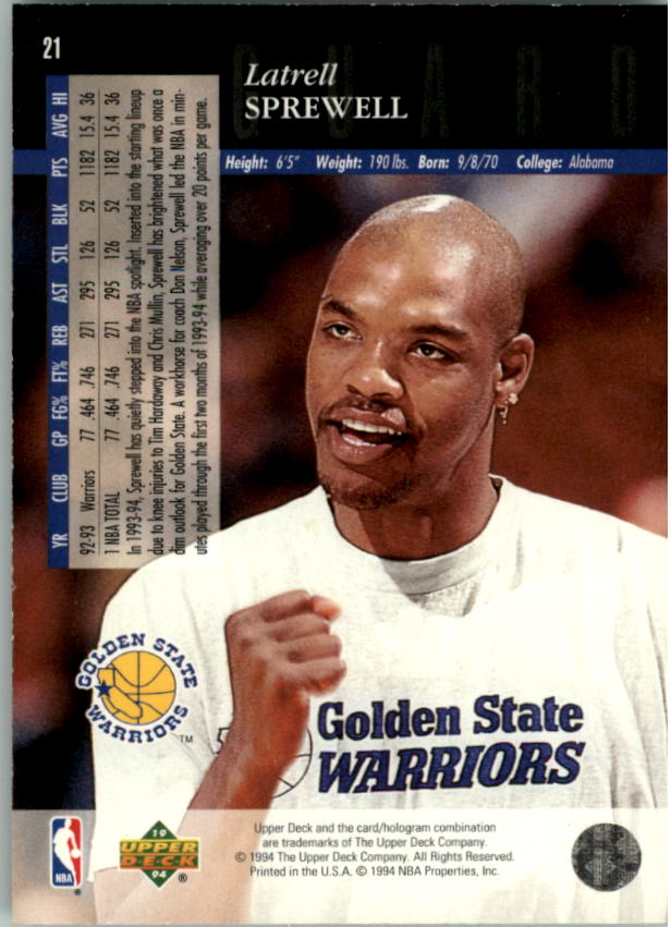 1993-94-Upper-Deck-SE-Electric-Court-Basketball-Cards-Pick-From-List thumbnail 31