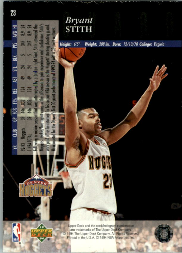 1993-94-Upper-Deck-SE-Electric-Court-Basketball-Cards-Pick-From-List thumbnail 35