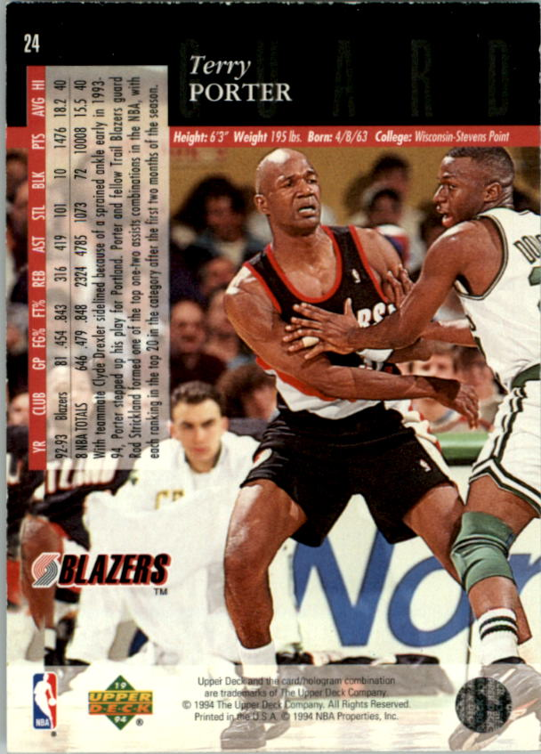 1993-94-Upper-Deck-SE-Electric-Court-Basketball-Cards-Pick-From-List thumbnail 37